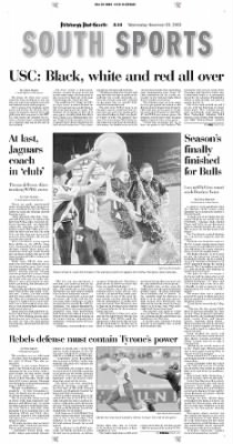 Pittsburgh Post-Gazette from Pittsburgh, Pennsylvania on November 24, 2004 · Page 112