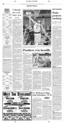Pittsburgh Post-Gazette from Pittsburgh, Pennsylvania on November 25, 2004 · Page 40