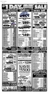 Pittsburgh Post-Gazette from Pittsburgh, Pennsylvania on November 25, 2004 · Page 87