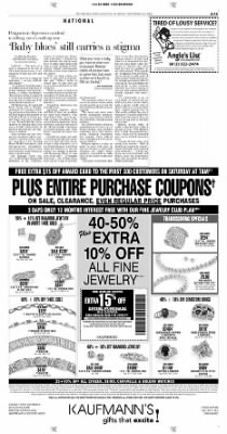 Pittsburgh Post-Gazette from Pittsburgh, Pennsylvania on November 26, 2004 · Page 15