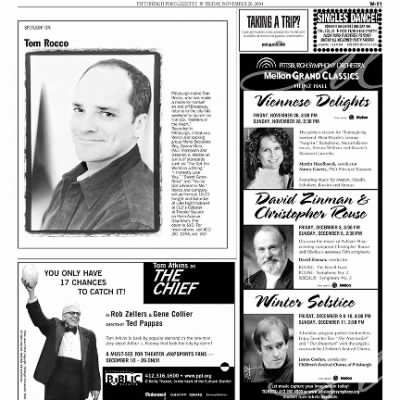 Pittsburgh Post-Gazette from Pittsburgh, Pennsylvania on November 26, 2004 · Page 85