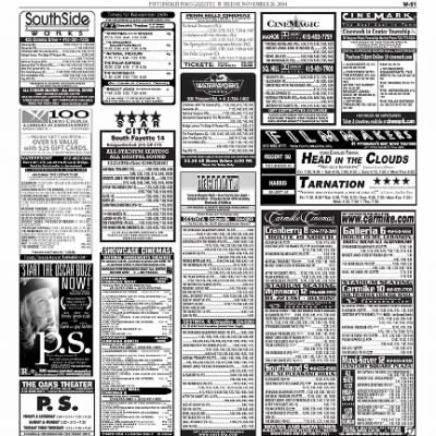 Pittsburgh Post-Gazette from Pittsburgh, Pennsylvania on November 26, 2004 · Page 95