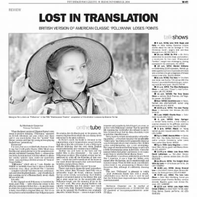 Pittsburgh Post-Gazette from Pittsburgh, Pennsylvania on November 26, 2004 · Page 114