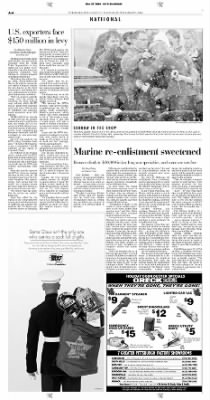 Pittsburgh Post-Gazette from Pittsburgh, Pennsylvania on November 27, 2004 · Page 6