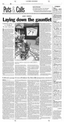 Pittsburgh Post-Gazette from Pittsburgh, Pennsylvania on November 28, 2004 · Page 62