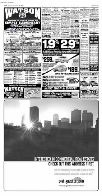 Pittsburgh Post-Gazette from Pittsburgh, Pennsylvania on November 28, 2004 · Page 110