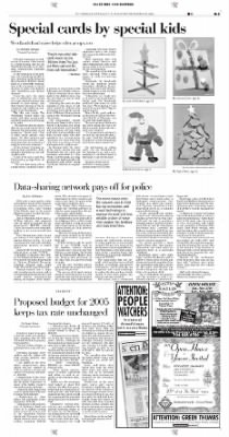Pittsburgh Post-Gazette from Pittsburgh, Pennsylvania on November 28, 2004 · Page 123