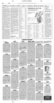 Pittsburgh Post-Gazette from Pittsburgh, Pennsylvania on November 29, 2004 · Page 22