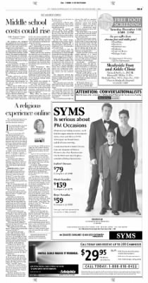 Pittsburgh Post-Gazette from Pittsburgh, Pennsylvania on December 1, 2004 · Page 79