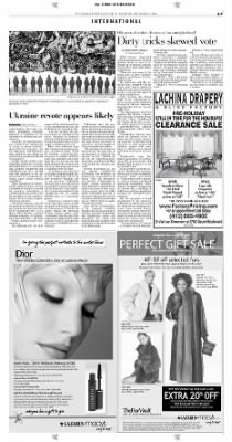 Pittsburgh Post-Gazette from Pittsburgh, Pennsylvania on December 2, 2004 · Page 7