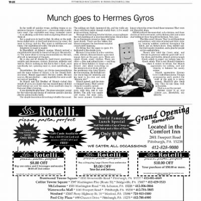 Pittsburgh Post-Gazette from Pittsburgh, Pennsylvania on December 3, 2004 · Page 91