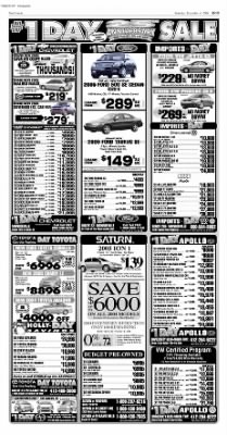 Pittsburgh Post-Gazette from Pittsburgh, Pennsylvania on December 4, 2004 · Page 52
