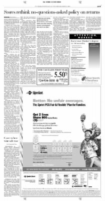 Pittsburgh Post-Gazette from Pittsburgh, Pennsylvania on December 5, 2004 · Page 17