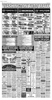 Pittsburgh Post-Gazette from Pittsburgh, Pennsylvania on December 5, 2004 · Page 62
