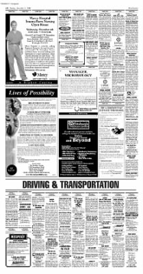 Pittsburgh Post-Gazette from Pittsburgh, Pennsylvania on December 5, 2004 · Page 72