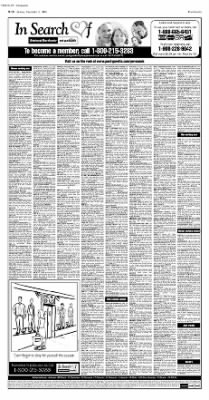 Pittsburgh Post-Gazette from Pittsburgh, Pennsylvania on December 5, 2004 · Page 145