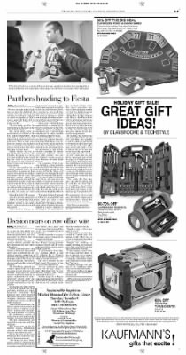 Pittsburgh Post-Gazette from Pittsburgh, Pennsylvania on December 6, 2004 · Page 7