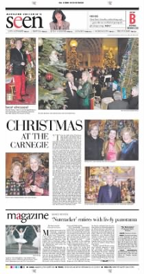 Pittsburgh Post-Gazette from Pittsburgh, Pennsylvania on December 6, 2004 · Page 17