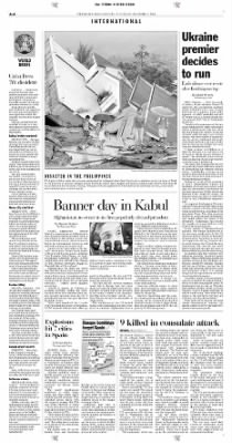 Pittsburgh Post-Gazette from Pittsburgh, Pennsylvania on December 7, 2004 · Page 4