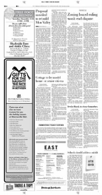 Pittsburgh Post-Gazette from Pittsburgh, Pennsylvania on December 8, 2004 · Page 78