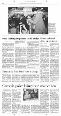 Pittsburgh Post-Gazette from Pittsburgh, Pennsylvania on December 8, 2004 · Page 126