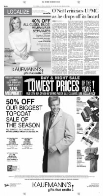 Pittsburgh Post-Gazette from Pittsburgh, Pennsylvania on December 9, 2004 · Page 10