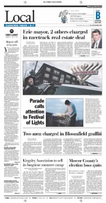 Pittsburgh Post-Gazette from Pittsburgh, Pennsylvania on December 9, 2004 · Page 21