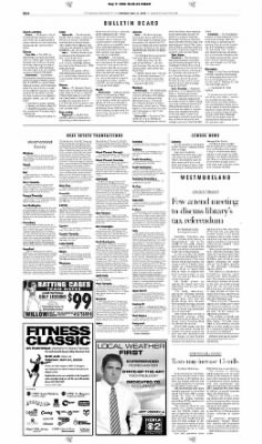 Pittsburgh Post-Gazette from Pittsburgh, Pennsylvania on May 11, 2006 · Page 101