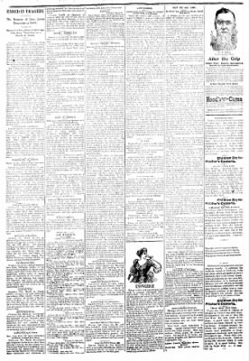 Logansport Pharos-Tribune from Logansport, Indiana on March 21, 1894 · Page 2