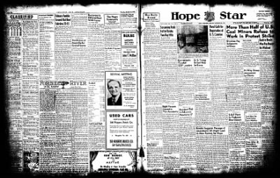 Hope Star from Hope, Arkansas on October 20, 1952 · Page 3