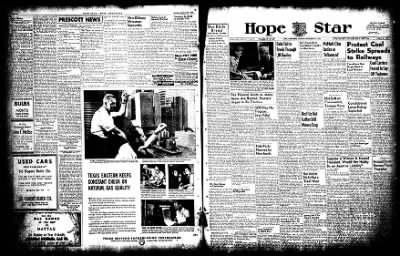 Hope Star from Hope, Arkansas on October 21, 1952 · Page 3