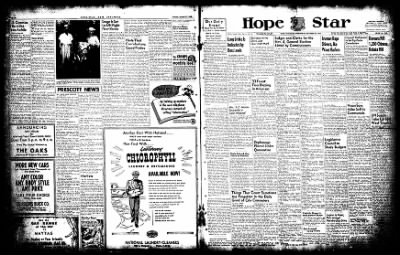Hope Star from Hope, Arkansas on October 22, 1952 · Page 5