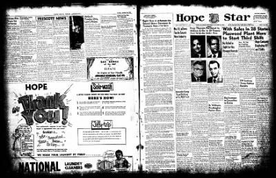 Hope Star from Hope, Arkansas on October 29, 1952 · Page 2