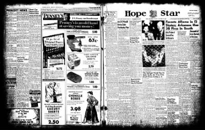 Hope Star from Hope, Arkansas on October 29, 1952 · Page 18