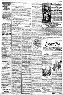 Logansport Pharos-Tribune from Logansport, Indiana on September 5, 1896 · Page 7