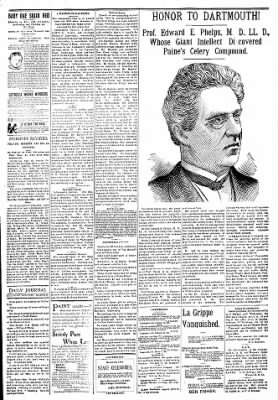 Logansport Pharos-Tribune from Logansport, Indiana on March 24, 1894 · Page 3