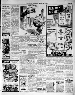 The Bend Bulletin from Bend, Oregon on January 17, 1946 · Page 5