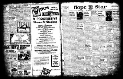 Hope Star from Hope, Arkansas on November 7, 1952 · Page 4