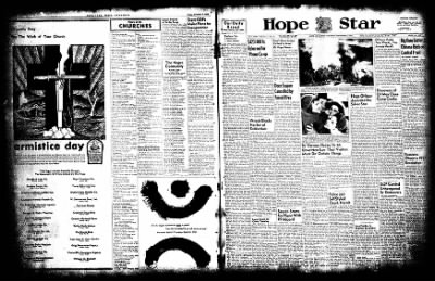 Hope Star from Hope, Arkansas on November 8, 1952 · Page 2