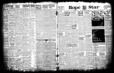 Hope Star from Hope, Arkansas on November 10, 1952 · Page 2