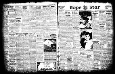 Hope Star from Hope, Arkansas on November 12, 1952 · Page 1