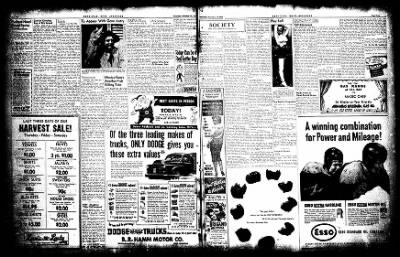 Hope Star from Hope, Arkansas on November 12, 1952 · Page 9