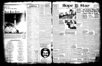 Hope Star from Hope, Arkansas on November 15, 1952 · Page 2