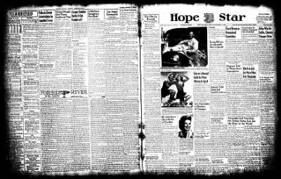 Hope Star from Hope, Arkansas on November 17, 1952 · Page 2