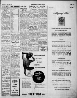 The Bend Bulletin from Bend, Oregon on April 26, 1951 · Page 5