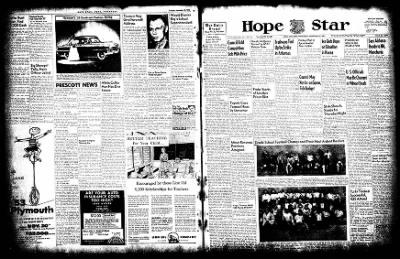 Hope Star from Hope, Arkansas on November 19, 1952 · Page 1