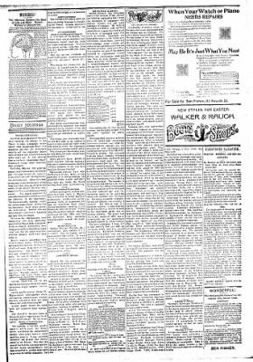Logansport Pharos-Tribune from Logansport, Indiana on March 28, 1894 · Page 3