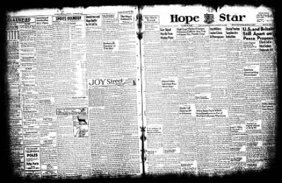 Hope Star from Hope, Arkansas on November 24, 1952 · Page 5