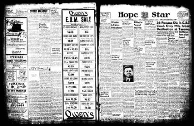 Hope Star from Hope, Arkansas on November 28, 1952 · Page 4