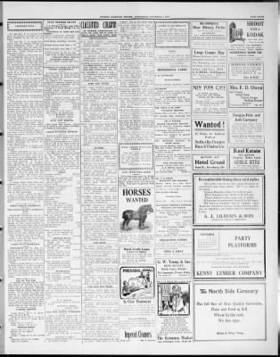 Roseburg Review from Roseburg, Oregon on November 1, 1916